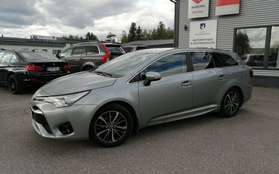 Toyota Avensis 1,8 Valvematic Active Edition Touring Sports Multidrive S