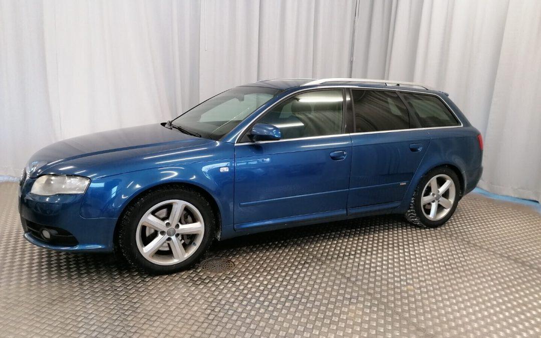 Audi A4 Avant 3.0 TDI 171 quattro 5d Tiptronic